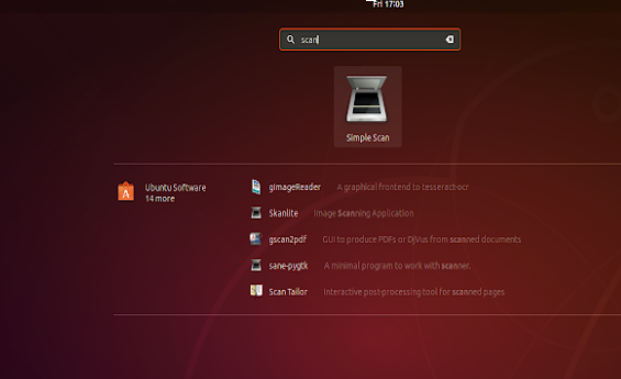Scanning in Ubuntu Linux – Computer Action Team