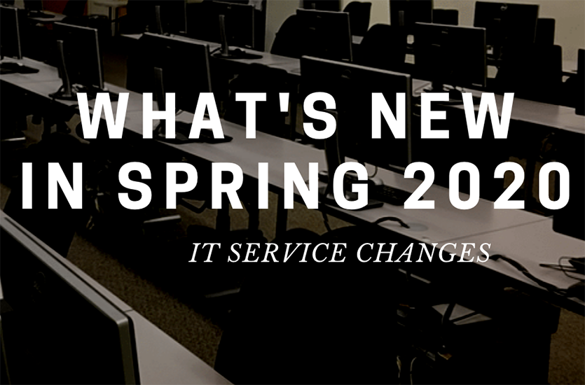spring 2020 services changes title banner