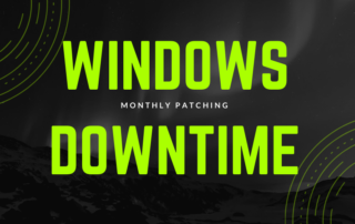 windows downtime for patching header graphic